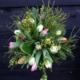 Tulpen tulpenboeket He-as Binnema Friesland Heerenveen Sneek bloemen boeket klassiek boeket